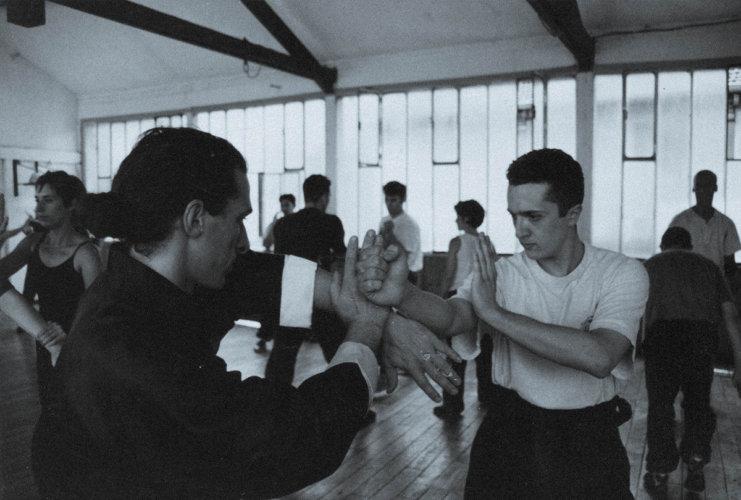 sifu-didier-beddar-et-stephane-serror-juillet-1998-wing-chun-kung-fu-adwct-paris-toulouse-2