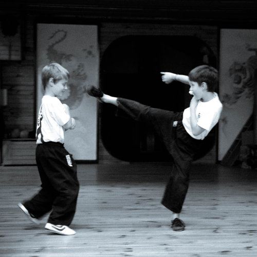sparring-combat-enfant-cours-kung-fu-toulouse-wing-chun-association-yimwingchun-little-bruce-lee
