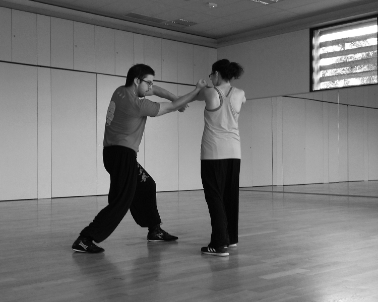 cours-kung-fu-adultes-comite-entreprise-ce-thales-sparring-sifu-stephane-serror-ecole-kung-fu-yim-wing-chun-toulouse